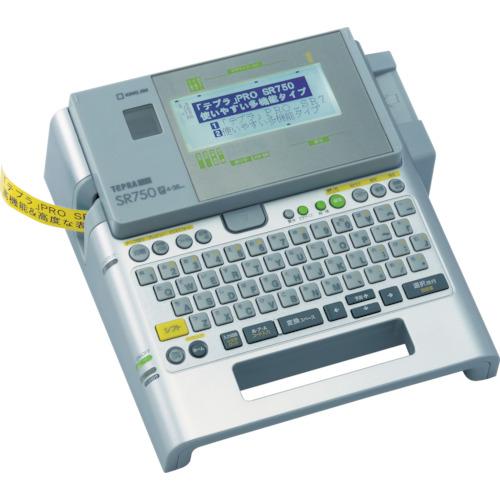 キングジム(KINGJIM) ラベルライター テプラPRO SR750