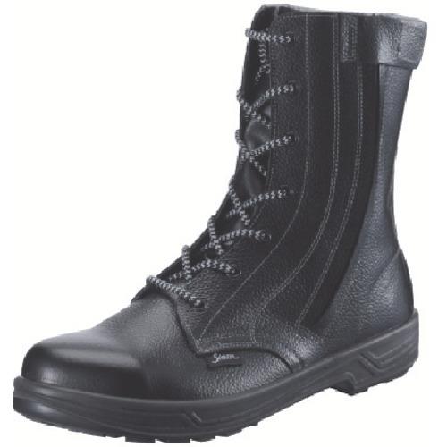 シモン(Simon) 安全靴 長編上靴 SS33C付 24.5cm SS33C-24.5