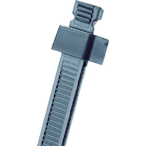 パンドウイット スタストラップ ナイロン結束バンド 耐候性黒 幅3.4X長さ206mm 1000本 SST2I-M0