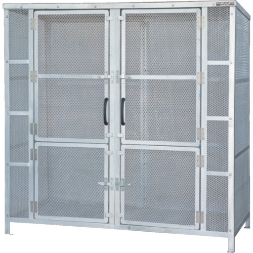 【直送】【代引不可】カイスイマレン ゴミ箱 ジャンボメッシュ 2450L ST-2450 カイスイマレン