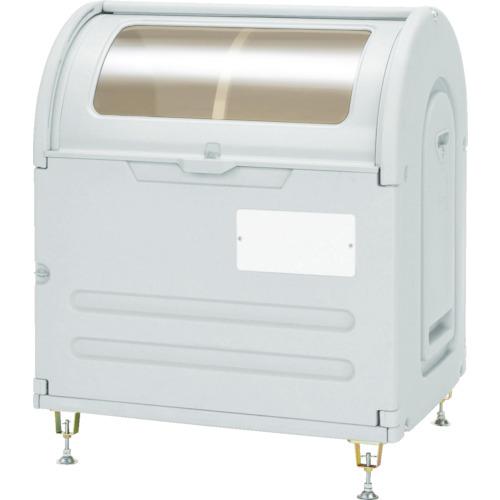 【直送】【代引不可】アロン化成 ステーションボックス 透明窓 500L アジャスタータイプ STB-C-500A