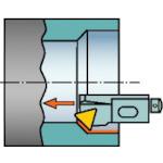 サンドビック コロターン107 ポジチップ用カートリッジ STSCR 10CA-11