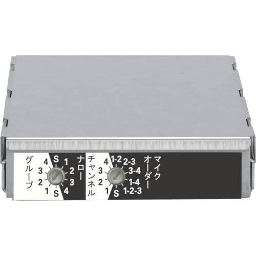 ユニペックス 300MHz帯ワイヤレスチューナーユニット シングル SU-350