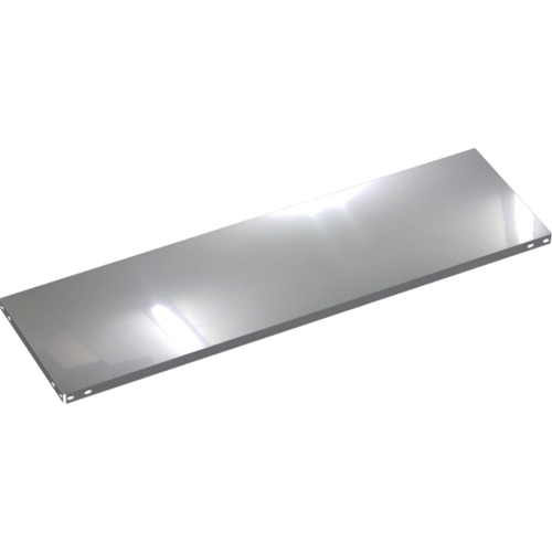 【直送】【代引不可】TRUSCO(トラスコ) ステンレス軽量棚用棚板 SUS430 1500X450 SU4-54
