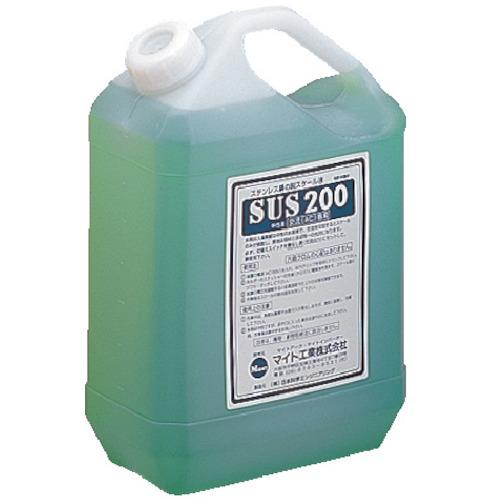 マイト工業 スケーラ焼け取り用電解液 万能タイプ中性液 SUS2004L