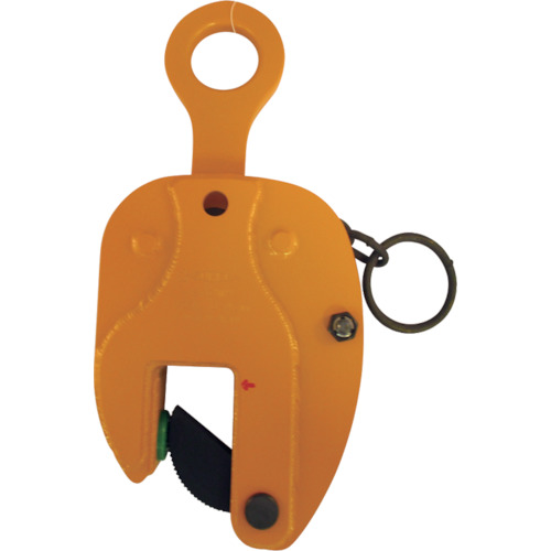 スーパーツール 縦吊クランプ ロックハンドル式ワイドタイプ 1t SVC1WH