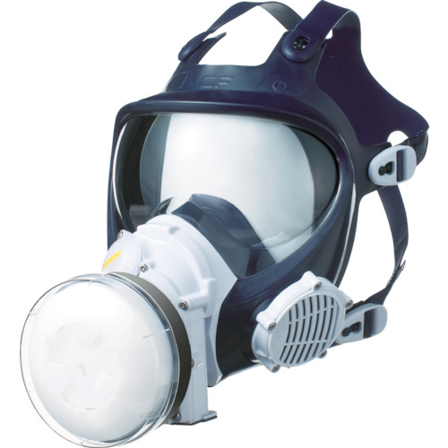 シゲマツ(重松製作所) 電動ファン付呼吸用保護具 本体Sy185(フィルタなし)(20650 SY185-M
