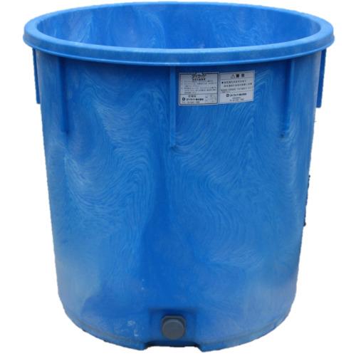 【直送】【代引不可】ダイライト 大型丸型槽 液出口付20A 200L T200F