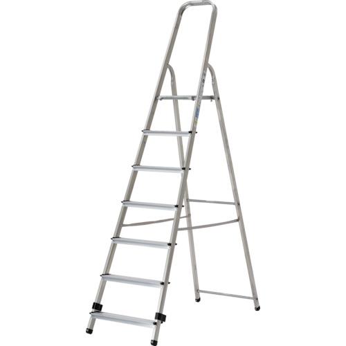 【直送】【代引不可】ALINCO(アルインコ) 上枠付専用脚立 天板高140cm TBF7