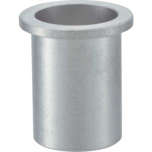 TRUSCO(トラスコ) クリンプナット 平頭 M6板厚1.0~2.5 ステンレス 箱入 TBN-6M25SS-C