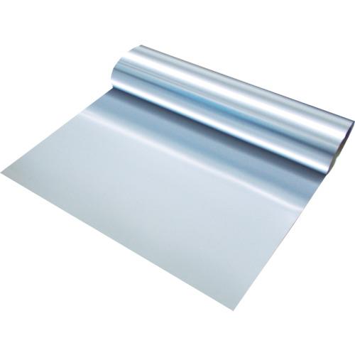 【直送】【代引不可】TRUSCO(トラスコ) 樹脂コーティングアルミ箔反射シート 幅450mmX長さ10m TCAH-4510