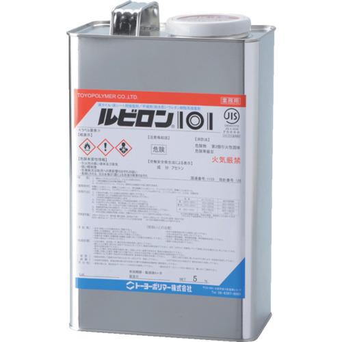 ルビロン ウレタン樹脂系接着剤 ルビロン101 5kg 4缶 2R101-005
