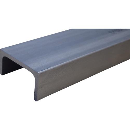 野水鋼業 JIS-304 HOTチャンネル 5×40×80×980 304-CL-005-040-080-0980