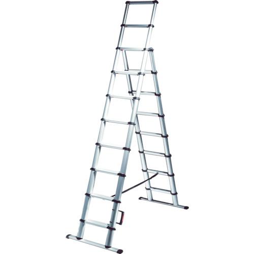 ハセガワ(長谷川工業) コンパクト脚立はしご コンビラダー 2.2m TCL-30