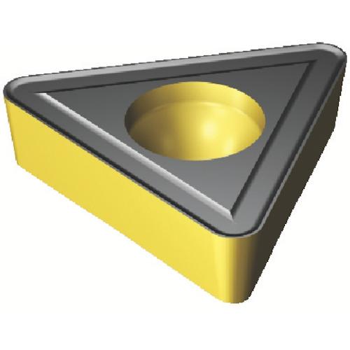 サンドビック コロターン107 旋削用ポジ・チップ COAT 10個 TCMT 16 T3 04-UR