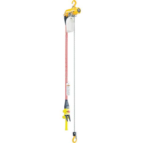 【直送】【代引不可】KITO(キトー) エアホイスト懸垂形単体 ペンダント方式 標準揚程 3m TCRH04PS