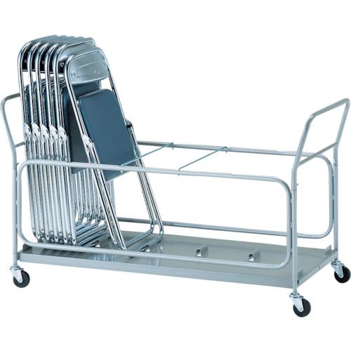 【直送】【代引不可】ノーリツイス 折りたたみ椅子用台車 TCW-30L