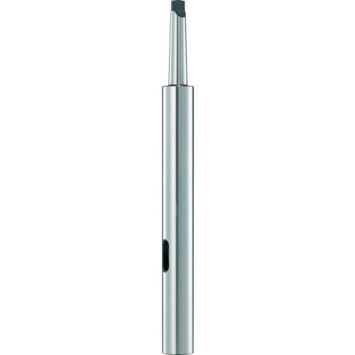 TRUSCO(トラスコ) ドリルソケット焼入研磨品 ロング MT2XMT3 首下200mm TDCL-23-200