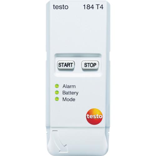 テストー 超低温用データロガ TESTO184T4