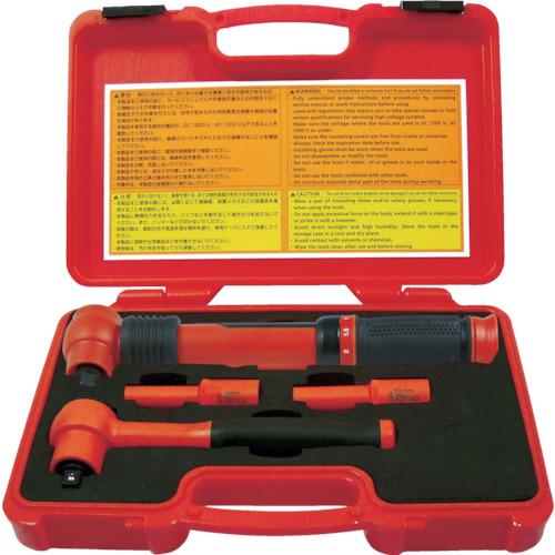 『4年保証』 TEVSETMINI:工具屋のプロ Tech-EV(スナップオン・ツールズ) 4点セット ミニ 店 絶縁工具セット-DIY・工具