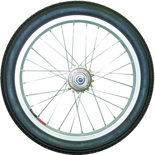 TRUSCO(トラスコ) THR-5503用 ノーパンクタイヤ 後輪右用 THR-5503TIRE-RR