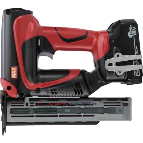 【セール 登場から人気沸騰】 TJ-35FN1-BC25A:工具屋のプロ 充電フィニッシュネイラ MAX(マックス) 店-DIY・工具