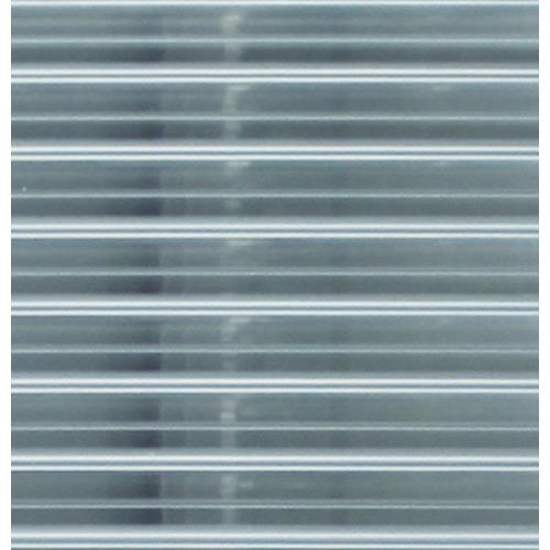 【直送】【代引不可】TRUSCO(トラスコ) 軽中量棚150型 透明シャッター付棚用シャッターユニット 900X600 TLA43L-MC
