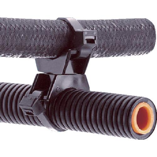 パンドウイット 回転式タイマウント 耐候性黒 2.3~7.6mm TM3-X2-C0Y
