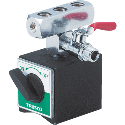 TRUSCO(トラスコ) マグネットベースクーラント 3軸 TMBC-3