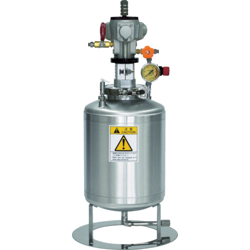 【直送】【代引不可】ユニコントロールズ 攪拌ユニット 10L エアモータータイプ TMC10S-KY110