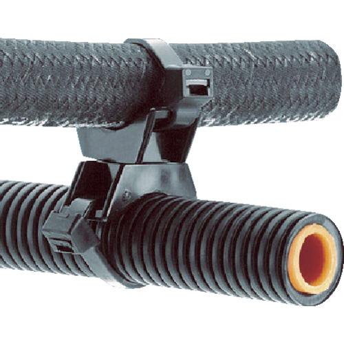 パンドウイット 回転式タイマウント 耐候性黒 2.3~12.7mm TMEH-X2-L0Y