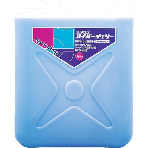ユシロ化学工業 洗浄剤 ハイパーチェリー 10L 312000044A