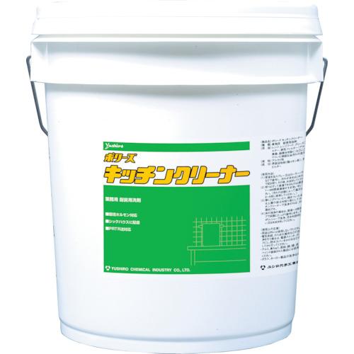 【直送】【代引不可】ユシロ化学工業 一般クリーニング用製品 キッチンクリーナー 3120001521