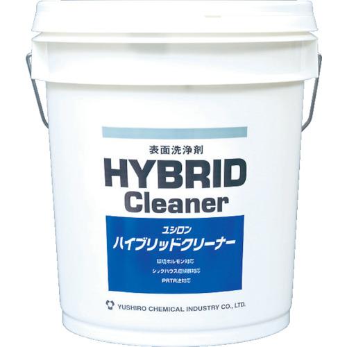 【直送】【代引不可】ユシロ化学工業 洗浄剤 ハイブリッドクリーナー 3120002221