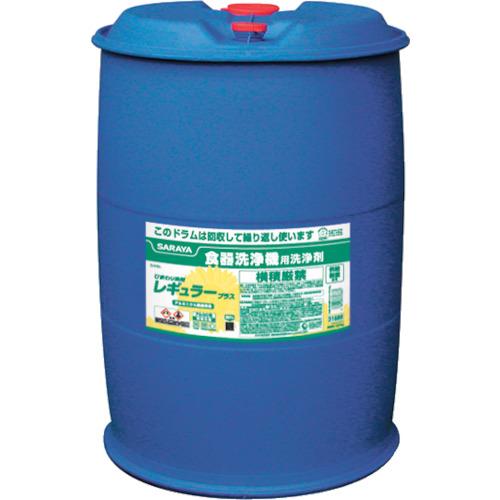 【直送】【代引不可】サラヤ ひまわり洗剤レギュラープラス 125kg 31688