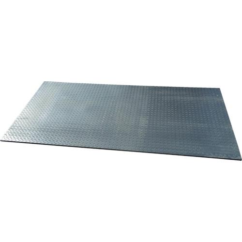 仙台銘板 ネオペイブレックス(黒ゴムマット) 2000X1000X15mm 3270660