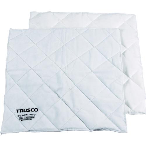 TRUSCO(トラスコ) オイルドライパッド 500X500 100枚入 TODP-50