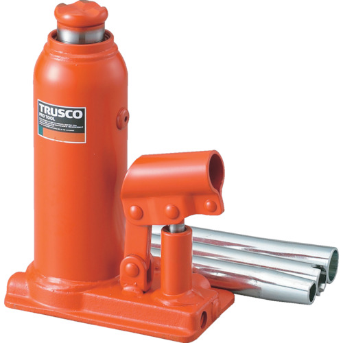 TRUSCO(トラスコ) 油圧ジャッキ 7t 120mm TOJ-7