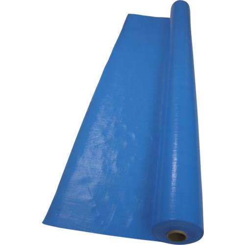 【直送】【代引不可】萩原工業 ターピークロスブルー#3000 3.6m幅X100m TPC36BL