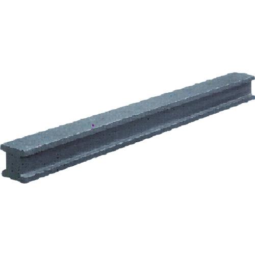 【直送】【代引不可】TSUBACO(椿本チエイン) I型ストレートエッジ 石製 600X50X50 TS-6050
