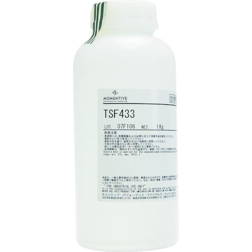 耐熱用シリコーンオイル 1kg TSF433-1 モメンティブ