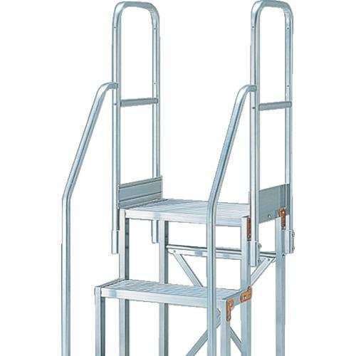 TRUSCO(トラスコ) 作業用踏台用手すり H900 階段両手すり TSF-257用 TSF-TE19