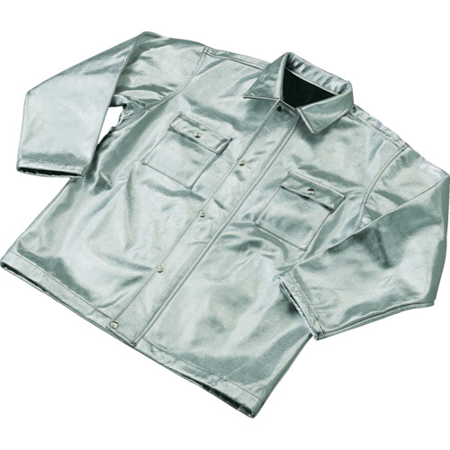 TRUSCO(トラスコ) スーパープラチナ遮熱作業服 上着 XL TSP-1XL