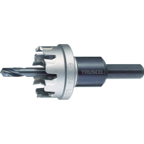 TRUSCO(トラスコ) 超硬ステンレスホールカッター 85mm TTG85