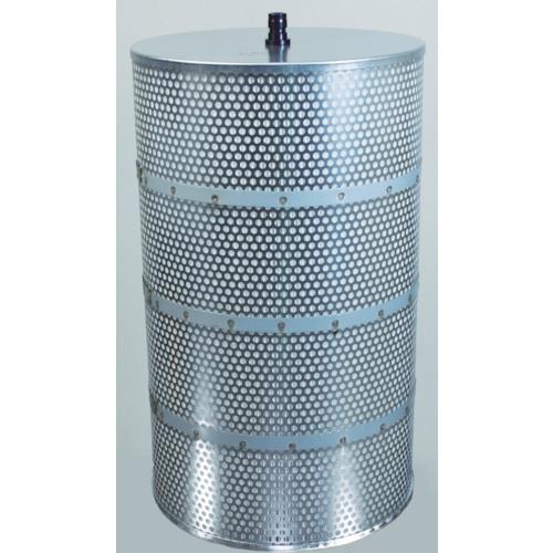 【直送】【代引不可】東海工業 水用フィルター φ300X500(Mカプラ) TW-40-2P