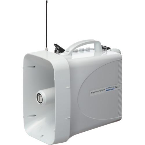 ユニペックス 防滴スーパーワイヤレスメガホン 30W レインボイサー TWB-300
