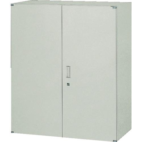 【直送】【代引不可】TRUSCO(トラスコ) TZ型工場用システム保管庫 900X450X1050 両開扉 TZH-11