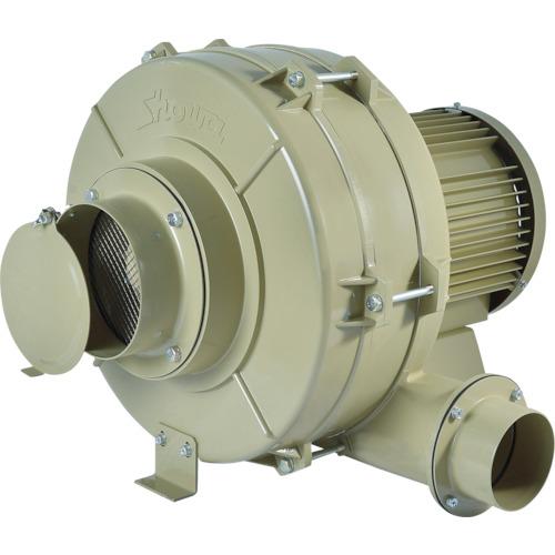 【直送】【代引不可】昭和電機 電動送風機 多段シリーズ 3.7kW U100B-H46