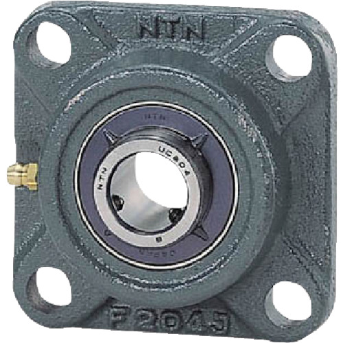 NTN G ベアリングユニット 軸径75mmX全長236mmX全高236mm UCF315D1