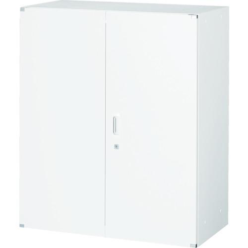 【直送】【代引不可】TRUSCO(トラスコ) U型壁面書庫 両開き H1050 ホワイト UHW-11